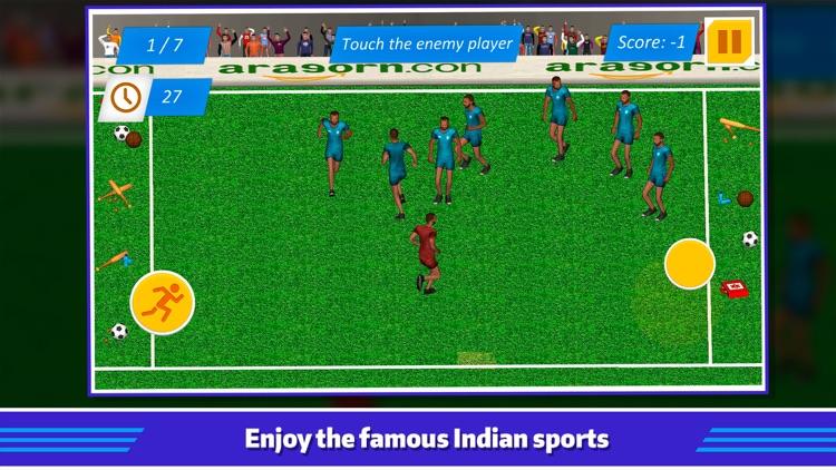Kabaddi - Indian Sports Game