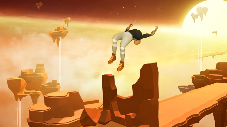 Sky Dancer: Free Falling screenshot-1