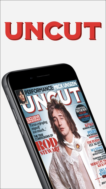 Uncut Magazine UK