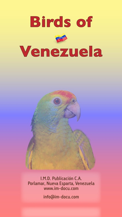 The Birds of Venezuela screenshot-5