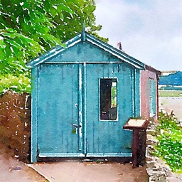 Writing Shed