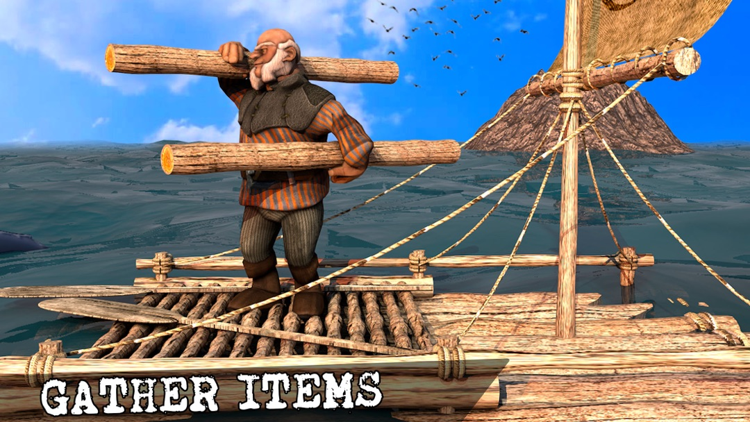 New Raft Survival Island Games - Online Game Hack and Cheat