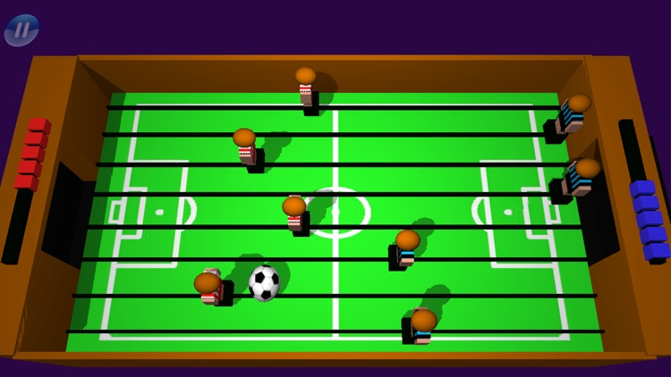 Slide It Soccer table football screenshot-4