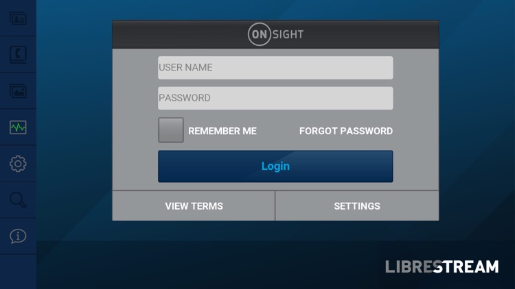 Librestream Onsight Connect screenshot-0