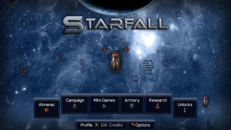 Starfall TD