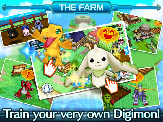 DigimonLinks screenshot 11