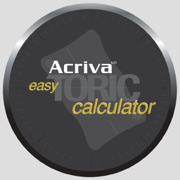 Acriva Easy Toric Calculator