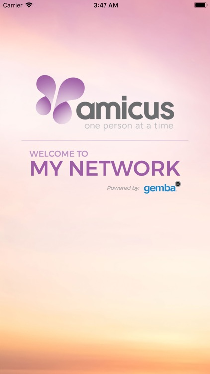 Amicus MyNetwork