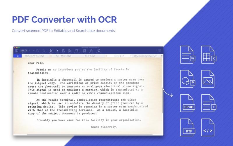 PDFelementPro6 Screenshot