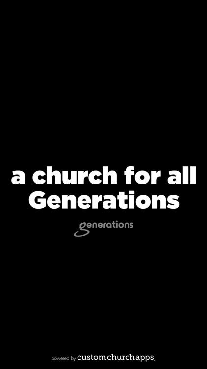 Generations Church Australia