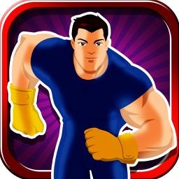 Running Man - Incredible Fight Hero !!