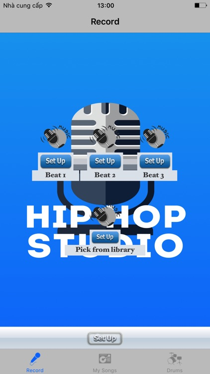 Hip Hop Studio Pro screenshot-1