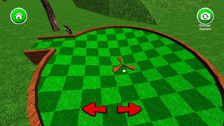Mini Golf 3D: Classic screenshot-6
