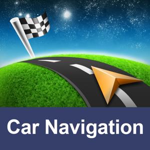 Sygic Car Navigation app