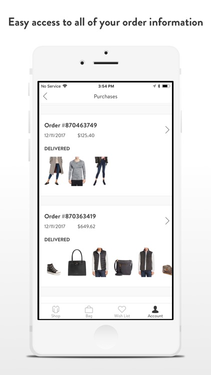 Nordstrom screenshot-3