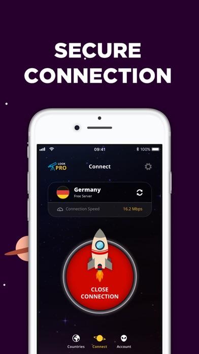 VPN Space screenshot four
