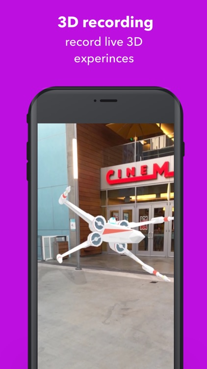 FiltAR - Augmented Reality App screenshot-4