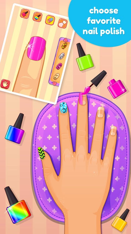 Nail Art Designer screenshot-2