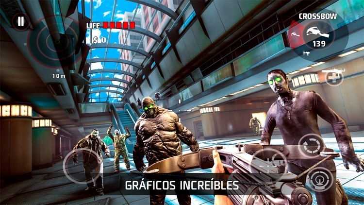 DEAD TRIGGER FPS supervivencia