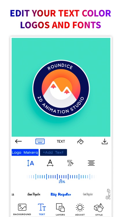 Logo Maker + Logo Creator screenshot-2