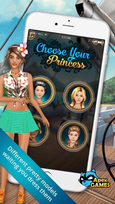 Princess Summer Fashion Yacht screenshot three