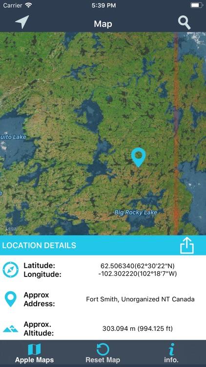 Find My Location details screenshot-3