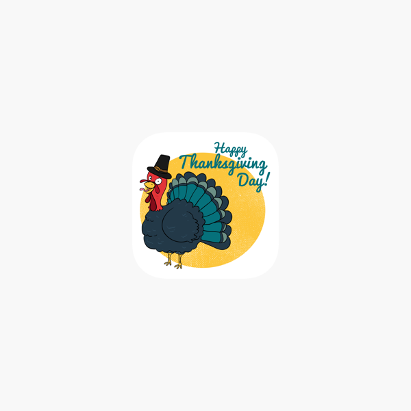 gobble happy thanksgiving day on the app store