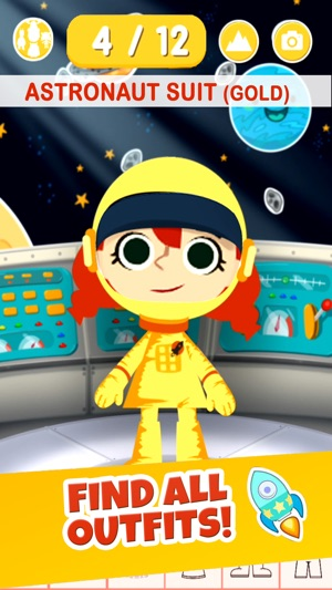 Astronauts And Aliens-KinToons