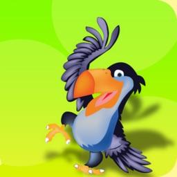 Angry Toucan Pop Birds Saga!