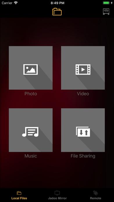 JCast by JadooTV Inc (iOS, United States) - SearchMan App