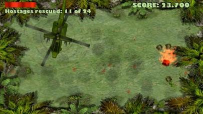 Jungle war rescue screenshot #9
