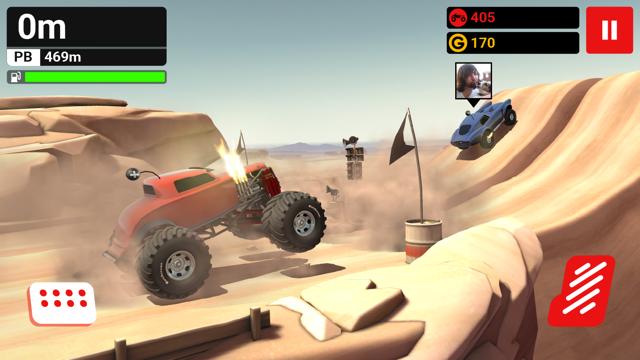 MMX Hill Dash — OffRoad Racing Screenshot