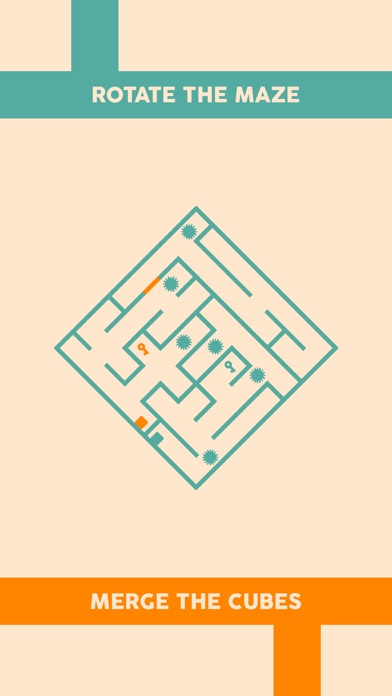Minimal Maze screenshot 1