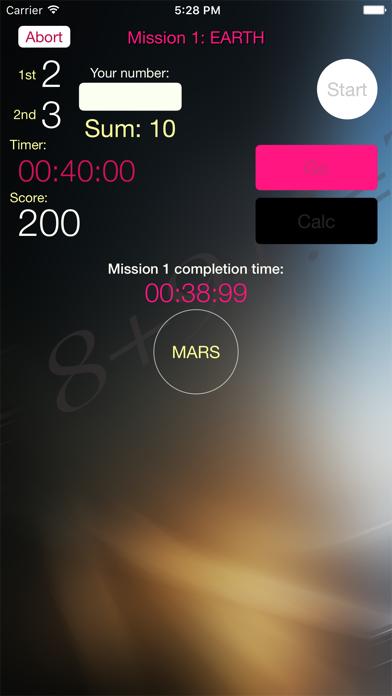 Math Gamer screenshot three