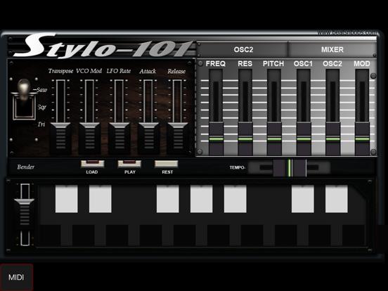 Stylo-101 (Stylophone+SH-101)のおすすめ画像1