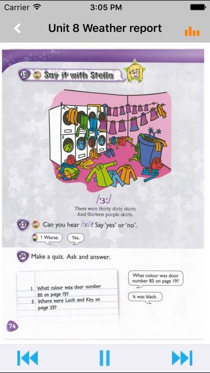 Kid's Box少儿剑桥英语3级 -同步课本学习机 screenshot-4