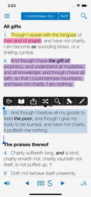 Strongs Concordance Kjv Bible On The App Store