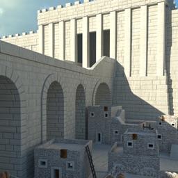Ancient Jerusalem in VR