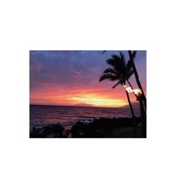 Beautiful Sunset Stickers