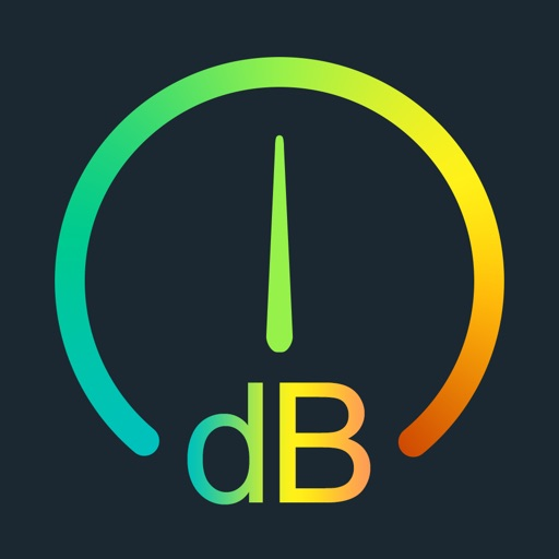DecibelMeter-measure db level iOS App