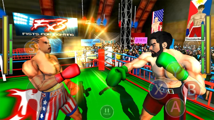Fists For Fighting Fx3 screenshot-2