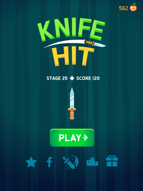 Knife Hit screenshot 9