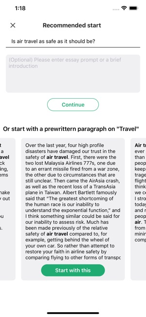 essaybot   write essay for you on the app store iphone screenshots