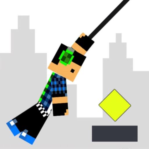 Pixel Rope iOS App