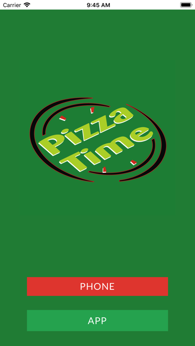 Pizza Time YO30 screenshot one