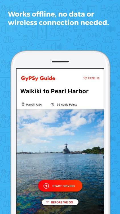 Waikiki to Pearl Harbor GyPSy