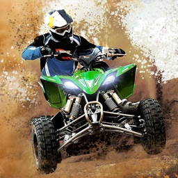 Super ATV Quad bike racing 3D