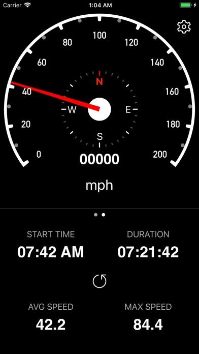 Speedometer Simple for Windows