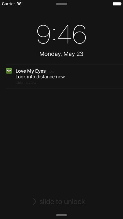 Love My Eyes