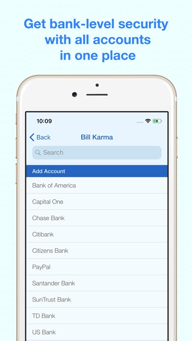 bill karma budget planner iphoneアプリ applion